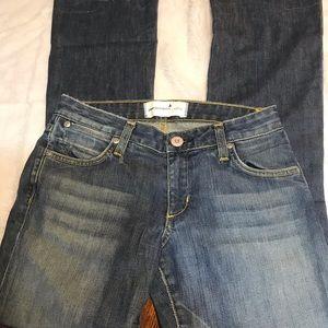 Paper denim &cloth jeans size 25